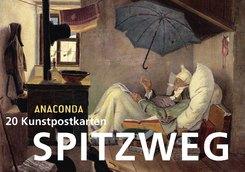 Carl Spitzweg, Postkartenbuch