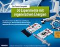 50 Experimente mit regenerativen Energien, Bauteile und Handbuch