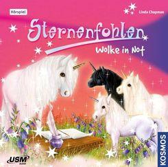 Sternenfohlen - Wolke in Not, 1 Audio-CD
