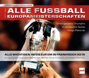 Alle Fußball-Europameisterschaften seit 1960