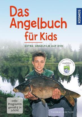 Das Angelbuch für Kids, m. DVD