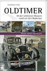 Oldtimer - 44 der schönsten Museen rund um den Bodensee
