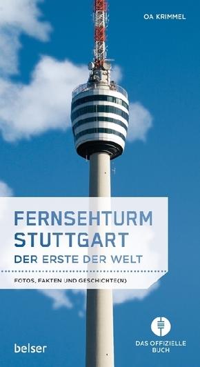 Fernsehturm Stuttgart - Der erste der Welt