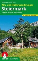 Rother Wanderbuch Alm- und Hüttenwanderungen Steiermark