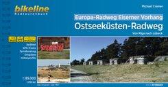 Bikeline Radtourenbuch Europa-Radweg Eiserner Vorhang Ostseeküste