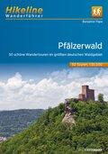 Hikeline Wanderführer Pfälzerwald