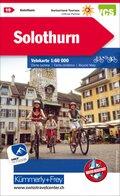 Kümmerly & Frey Karte Solothurn