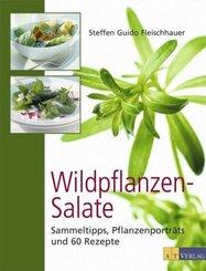 Wildpflanzen-Salate