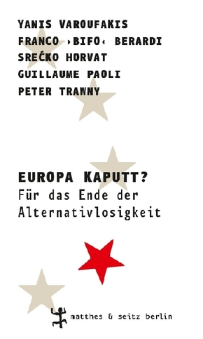 Europa kaputt?