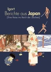 Berichte aus Japan - Eine Reise ins Reich der Zeichen