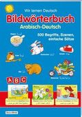 Bildwörterbuch Arabisch-Deutsch