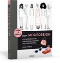Mein Modedesign: zeichnen und kolorieren