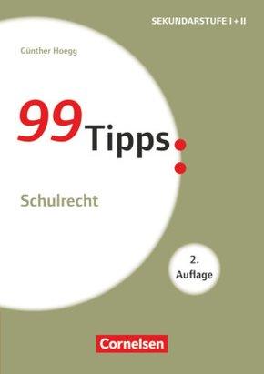 99 Tipps: Schulrecht