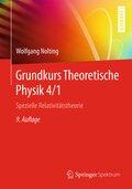 Grundkurs Theoretische Physik: Spezielle Relativitätstheorie; 4/1