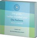 Die große Luther-Hörbibel 2017 - Die Psalmen, 4 Audio-CDs