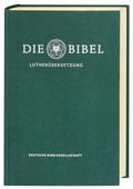 Bibelausgaben: Die Bibel, Lutherübersetzung revidiert 2017, Standardausgabe grün; Deutsche Bibelgesellschaft