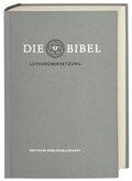 Bibelausgaben: Die Bibel, Lutherübersetzung revidiert 2017 - Taschenausgabe grau; Deutsche Bibelgesellschaft