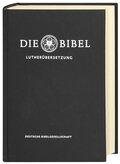 Bibelausgaben: Die Bibel, Lutherübersetzung revidiert 2017, Taschenausgabe schwarz; Deutsche Bibelgesellschaft