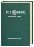 Bibelausgaben: Die Bibel, Lutherübersetzung revidiert 2017 - Taschenausgabe grün; Deutsche Bibelgesellschaft