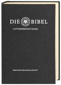 Bibelausgaben: Die Bibel, Lutherübersetzung revidiert 2017 - Standardausgabe schwarz; Deutsche Bibelgesellschaft