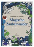 Collection Art-thérapie: Magische Zauberwälder