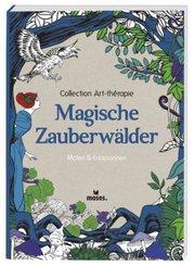 Collection Art-thérapie: Magische Zauberwälder