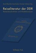 Reiseliteratur der DDR