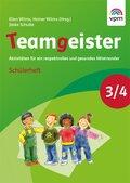 Teamgeister, Ausgabe 2015: 3./4. Schuljahr, Schülerheft
