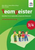 Teamgeister, Ausgabe 2015: 3./4. Schuljahr, Lehrerhandreichung