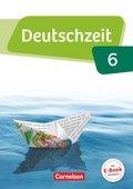 Deutschzeit, Allgemeine Ausgabe: 6. Schuljahr, Schülerbuch