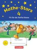 Mathe-Stars 4 - Fit für die fünfte Klasse
