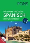 PONS Der große Sprachkurs Spanisch, m. MP3-CD