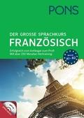 PONS Der große Sprachkurs Französisch, m. MP3-CD