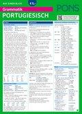 PONS Grammatik auf einen Blick, Portugiesisch