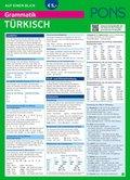 PONS Grammatik auf einen Blick, Türkisch