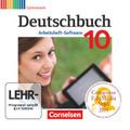 Deutschbuch, Gymnasium Allgemeine Ausgabe, Neubearbeitung 2012: 10. Schuljahr, Übungs-CD-ROM zum Arbeitsheft