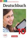 Deutschbuch, Gymnasium Niedersachsen: 10. Schuljahr, Schülerbuch