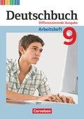 Deutschbuch, Differenzierende Ausgabe: Deutschbuch - Sprach- und Lesebuch - Zu allen differenzierenden Ausgaben 2011 - 9. Schuljahr