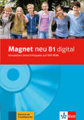 Magnet neu - Deutsch für junge Lernende: Magnet neu B1 digital, DVD-ROM; Bd.B1