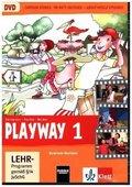 Playway ab Klasse 1, Ausgabe Nordrhein-Westfalen 2015: 1. Schuljahr, DVD