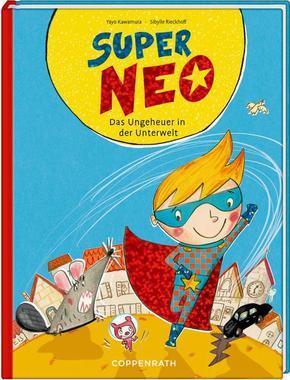Super Neo - Das Ungeheuer in der Unterwelt