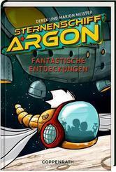 Sternenschiff Argon - Fantastische Entdeckungen