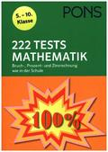 PONS 222 Tests Mathematik wie in der Schule