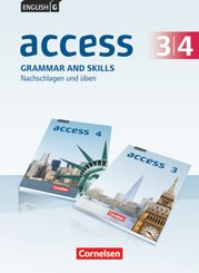 English G Access - Allgemeine Ausgabe - Band 3/4: 7./8. Schuljahr