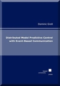 Distributed Model Predictive Control with Event-Based Communication