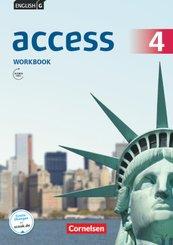 English G Access - Allgemeine Ausgabe: English G Access - Allgemeine Ausgabe - Band 4: 8. Schuljahr