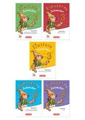 Einsterns Schwester, Sprache und Lesen, Neubearbeitung (2015): 3. Schuljahr, Themenheft 1-4 und Projektheft im Paket (Leihmaterial)