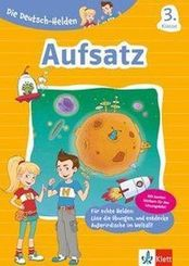 Die Deutsch-Helden - Aufsatz 3. Klasse