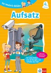 Die Deutsch-Helden - Aufsatz 4. Klasse
