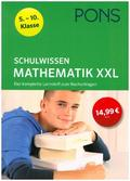 PONS Schulwissen Mathematik XXL